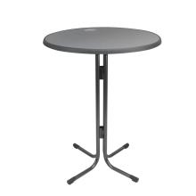 Praattafel / receptietafel zonder bekleding