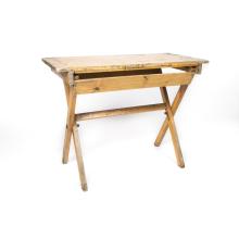 Plooitafel hout 0,50x1m